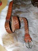 cinturón de alumno
