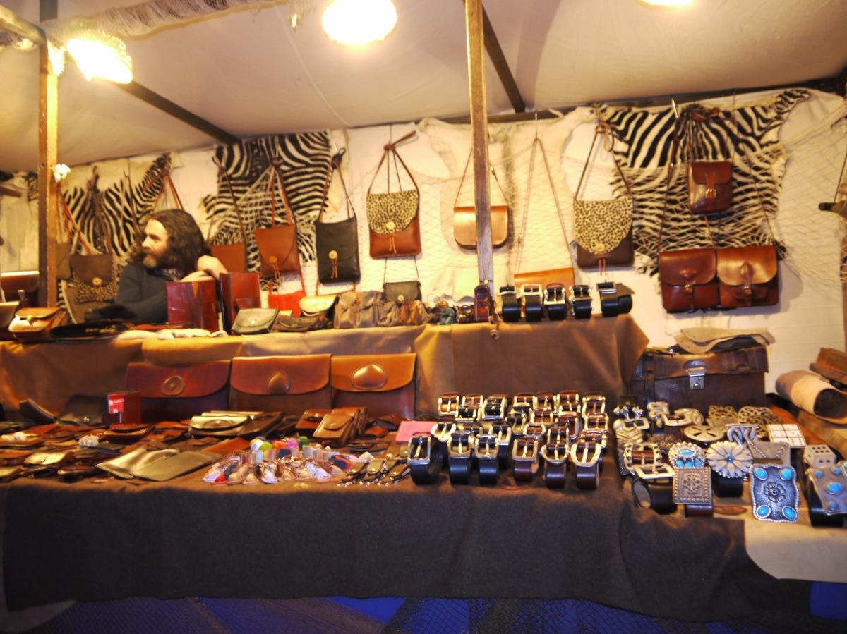 Ferias y mercados