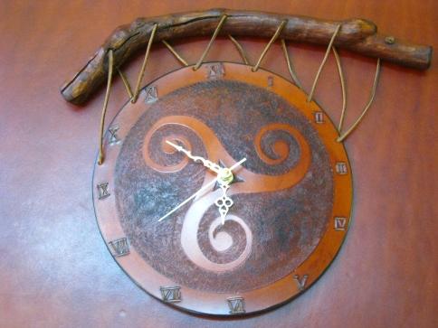 Reloj Trisquel